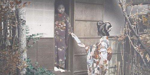100年前の女性の写真がかわいすぎると話題に