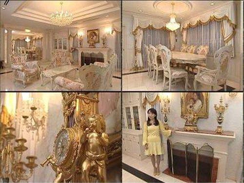 日本ユニセフ協会大使の自宅はこんなにゴージャス