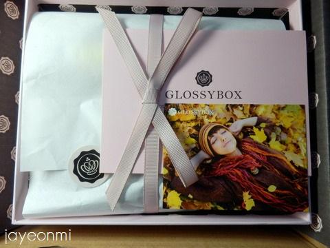 glossy box_グロッシーボックス_2014年10月 (1)
