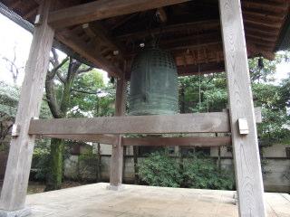 円融寺梵鐘