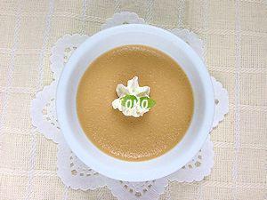 紅茶のプリン