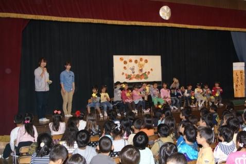 2007-05-31 25年度10月誕生会・青組お化け屋敷・竹とダンスのコラボ 028 (800x536)