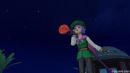 月によびかけるわぁちゃんR