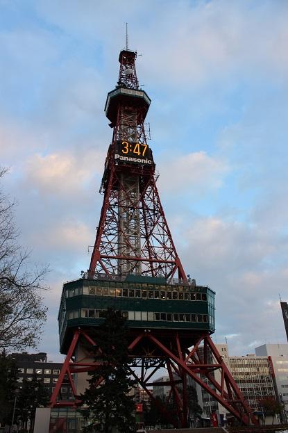 2014北海道旅行:テレビ塔2