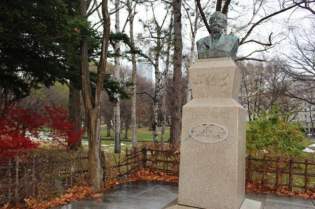 2014北海道旅行:北海道大学 クラーク像