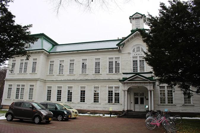 2014北海道旅行:北海道大学 古河講堂