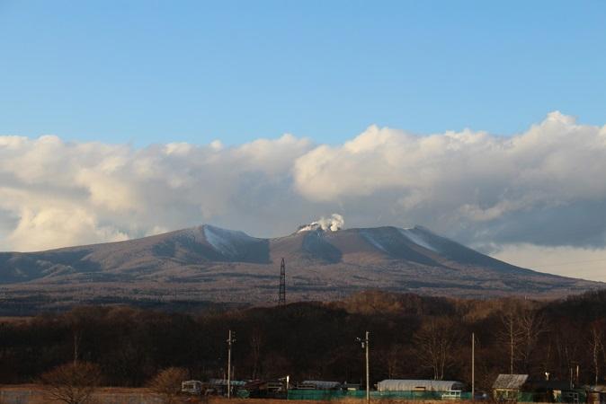 2014北海道旅行:登別温泉 バス