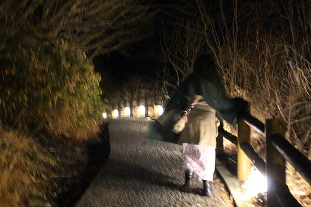 2014北海道旅行:登別温泉 地獄谷 遊歩道2