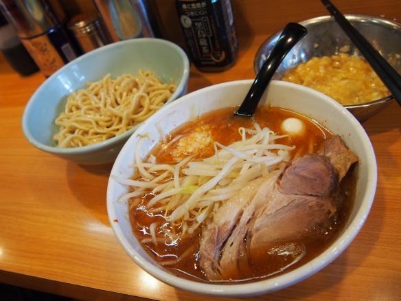 130811_野猿_辛いつけ麺
