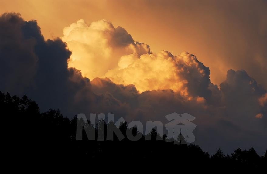 2013 07 27 池の茶屋の雲 D1x (2)_filtered S