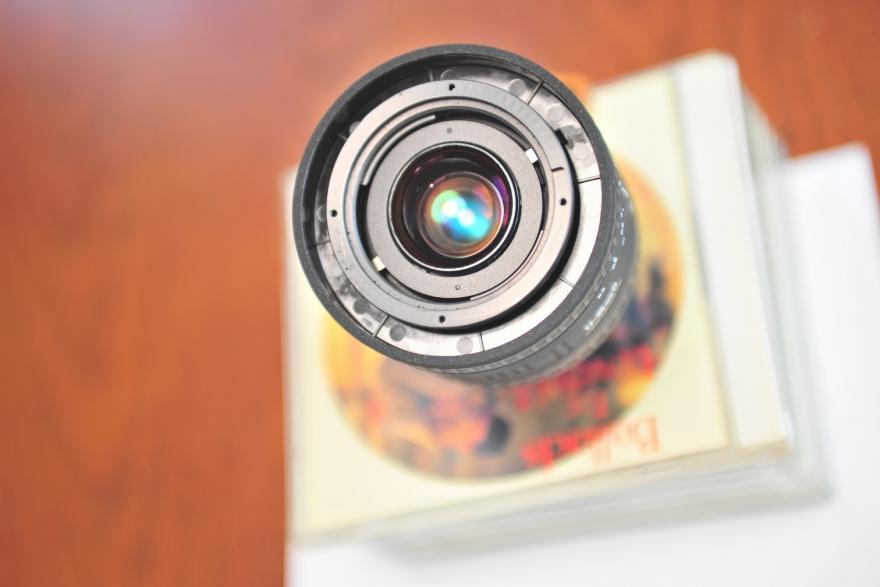 レンズ掃除 (2)