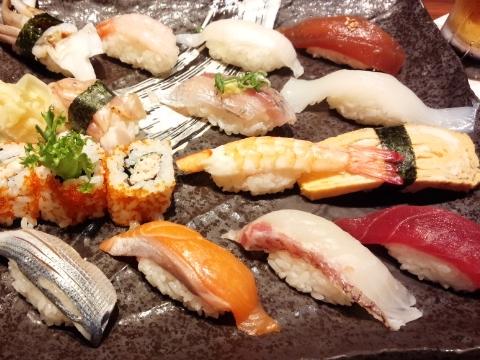 銀座あおき 寿司ランチ