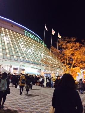 東京ドーム加工