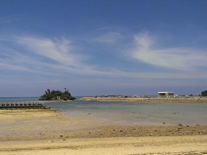 ランといった海2