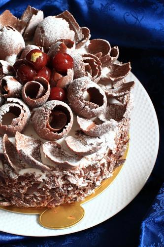 dルコントチョコケーキ0