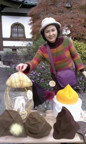 松ノ木帽子作家