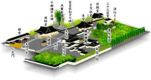 妙法寺map