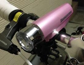 自転車のライト1