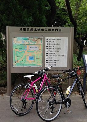 県営北浦和公園