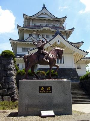 亥鼻城 - お城散歩