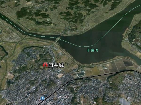 臼井城10