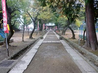 川越城11