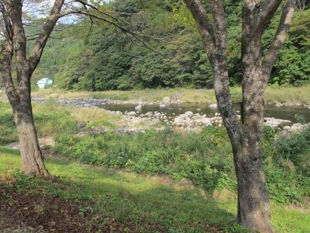 道の駅『白鳥』 長良川上流