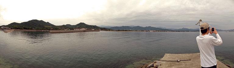 白鳥薦漁港