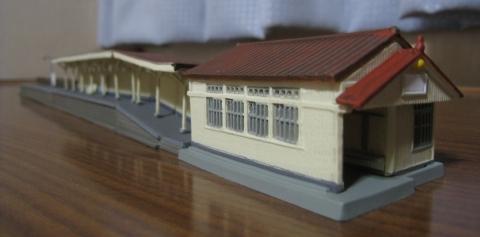 トミーテック 駅B 都市近郊の駅
