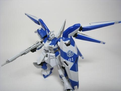HCM-Pro Hi-νガンダム