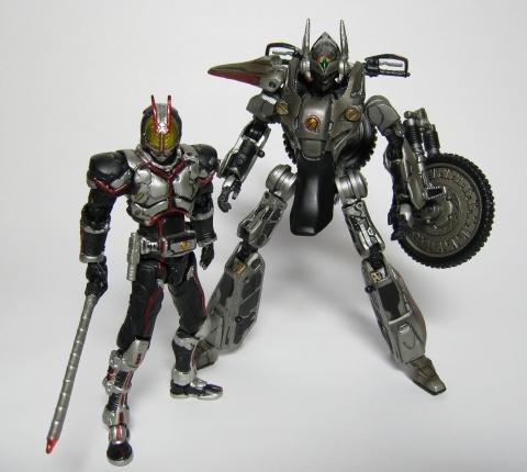 極魂 555&バジン