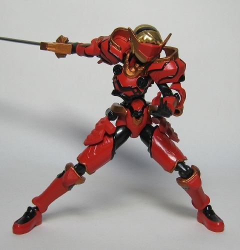 武装神姫 赤い騎士型