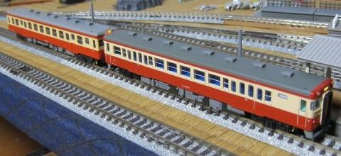 マイクロエース キハ23、45、53(標準色)