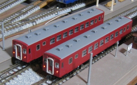 TOMIX オハフ50