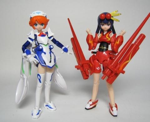 武装神姫 ライト4弾