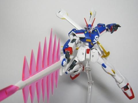 ROBOT魂 クロボンX3