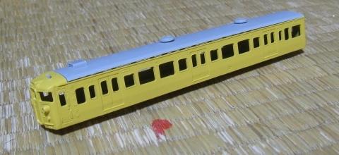 グリーンマックス 111(115)系 初期型キット