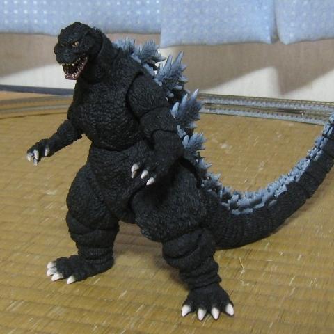 S.H.MonsterArts ゴジラ