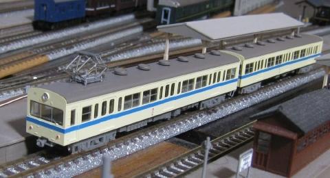 鉄コレ 一畑電車80系