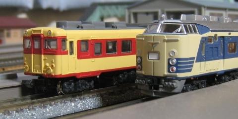 Bトレインショーティー キハ58、28&581系