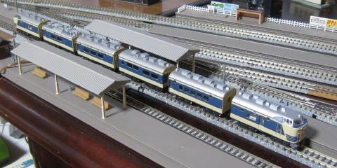 Bトレインショーティー 581系