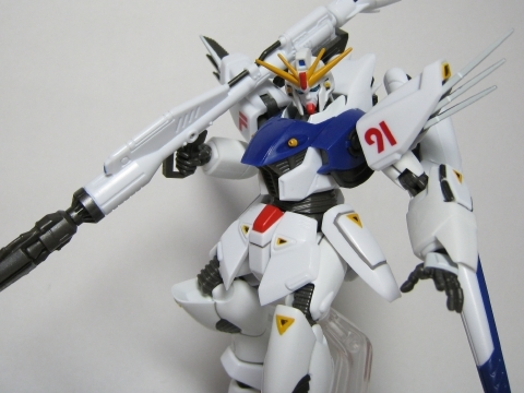 ROBOT魂 F91