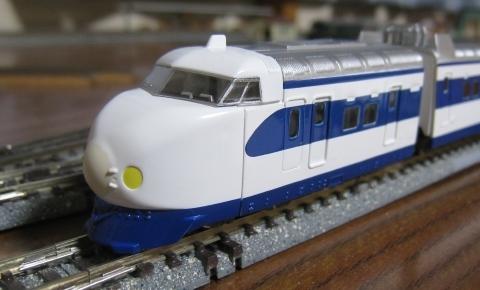 Bトレイン 0系新幹線16両フル編成