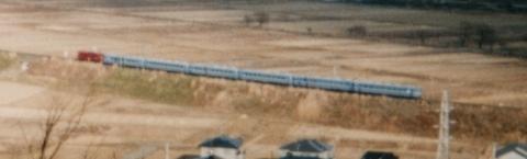 客車普通列車編成