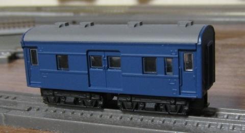 Bトレインショーティー 荷物列車