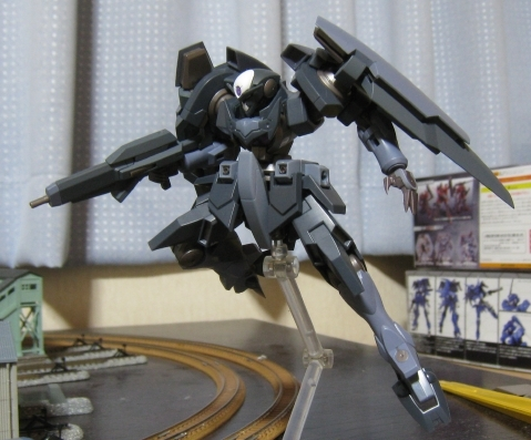 ROBOT魂 ジンクスⅣ指揮官機