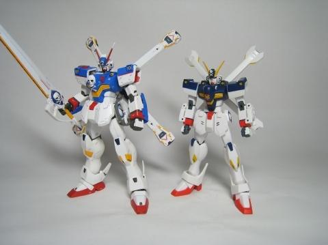 ロボ魂 クロボンX1