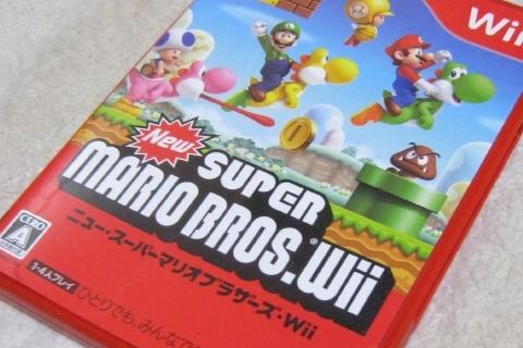 Wii マリオ