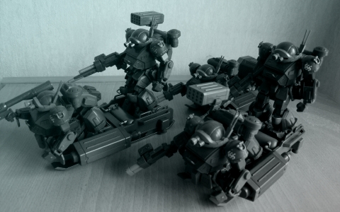 AG 不死の部隊