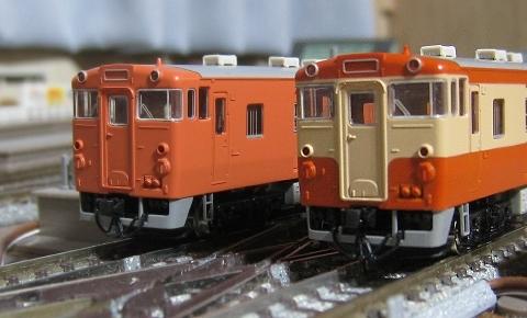 宮沢模型 キユニ28セット